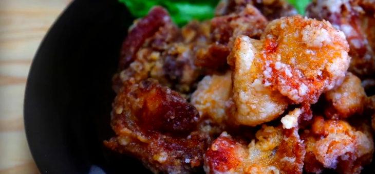 米ヶ岡鶏の「絶品唐揚げ」とアレンジメニュー「酢鶏」